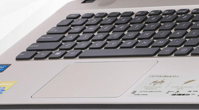 Asus X441MA - TouchPad thông minh