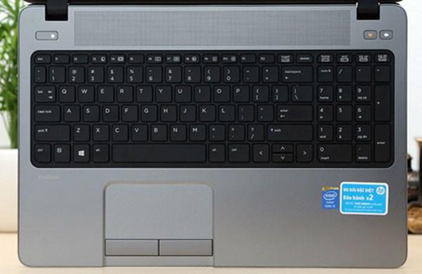 HP Probook 450 G1 chiclet keyboard